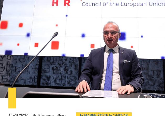 Portal European Views o predsjedanju Hrvatske EU: Karastrofa!
