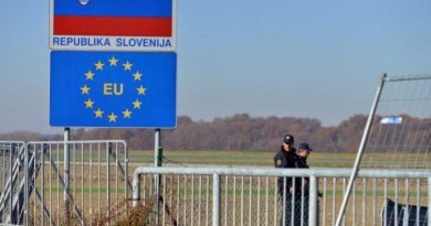 Slovenija od danas rješenja o karanteni izdaje na svim graničnim prijelazima s Hrvatskom