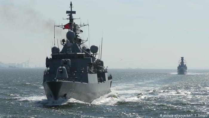 Turska vojni brodovi
