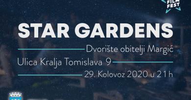 TREĆI STAR GARDENS – NAJBOLJA POZIVNICA NA STAR FILM FEST