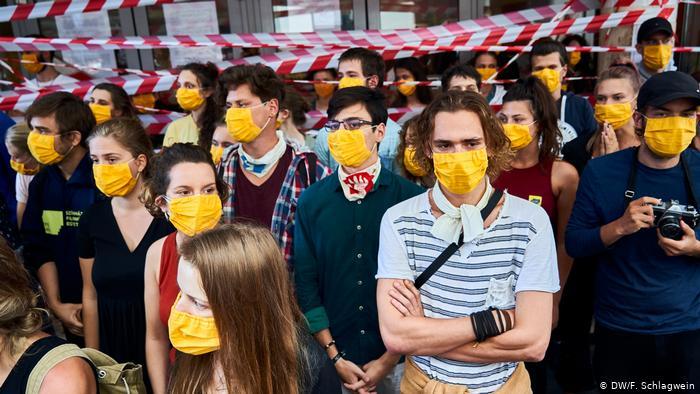 Studenti u Budimpešti zaposjeli sveučilište