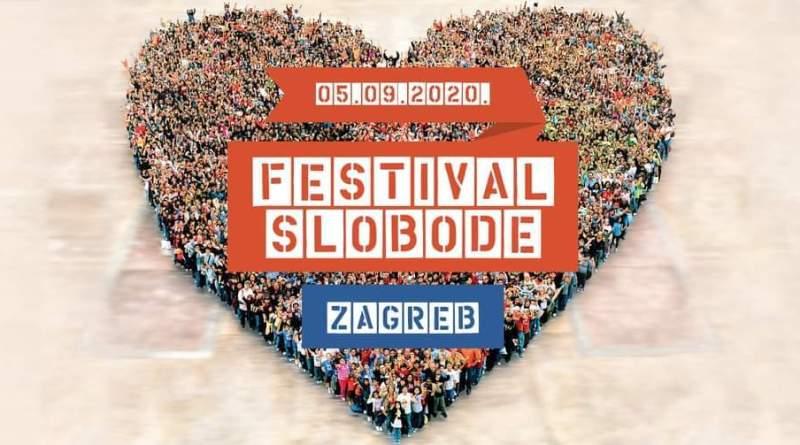 Festival Slobode Zagreb 05.09.