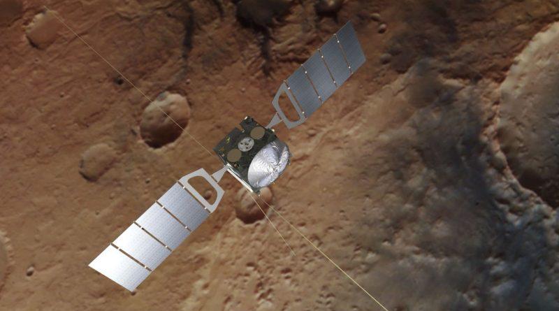 Ispod površine Marsa otkrivena tri podzemna jezera