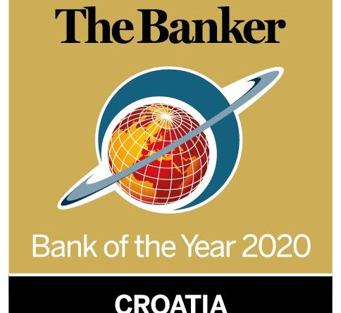 Prestižna nagrada časopisa The Banker 2020. Privrednoj banci Zagreb
