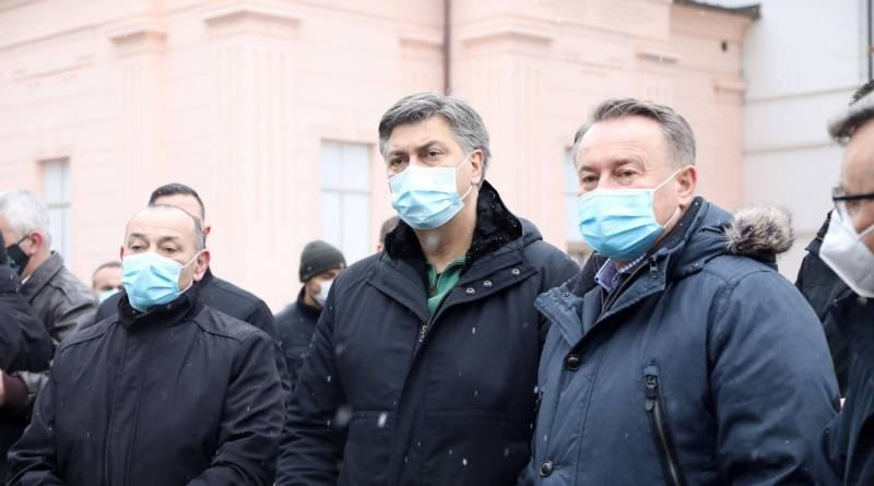 Nervoznom Plenkoviću i nesposobnom HDZ-u sve krivi građani jer su organizirani