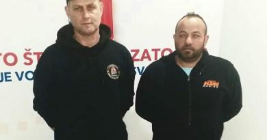 Kandidat Domovinskog pokreta za načelnika Općine Pribislavec je Alen Pancer