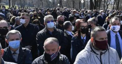 Ni u smrti nismo isti: Bandićev sprovod kao poligon za demonstraciju statusne moći