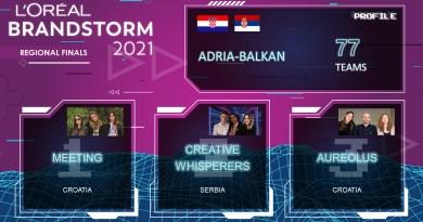 Hrvatske studentice pobjednice regionalnog finala natjecanja Brandstorm 2021.