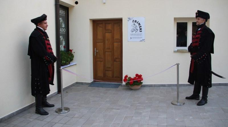 U Lendavi otvoren Hrvatski kulturni centar Zrinski