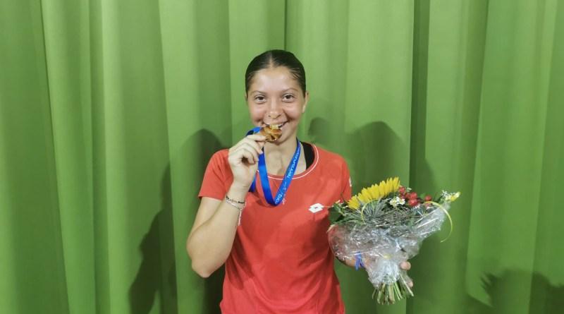 Antonia Ružić – europska prvakinja iz međimurske Orehovice