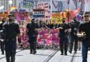Užasni napadi na sudionike Povorke ponosa u Zagrebu