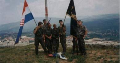 """Međimurje svečano obilježilo 26. godina od pobjedničke vojno – redarstvene akcije """"Oluja"""""""