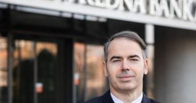 Dinko Lucić, predsjednik Uprave PBZ-a dobitnik prestižne nagrade CEO Today Europe Awards 2021