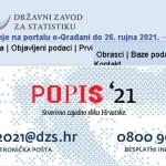 Produžen rok za samopopisivanje putem sustava e-Građani