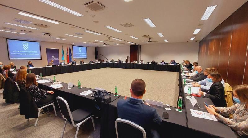 U Toplicama Sveti Martin održana 4. sjednica Povjerenstva za praćenje provedbe Nacionalnog plana za uključivanje Roma