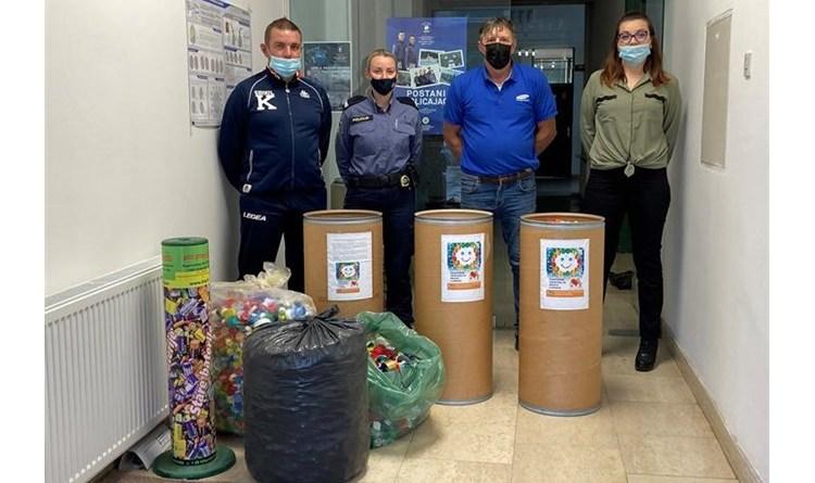 Sakupljeno više od stotinjak kilograma plastičnih čepova
