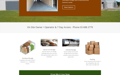 Affordable Storage in South Canterbury