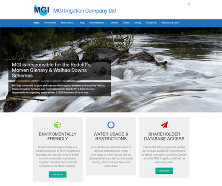 MGI Irrigation