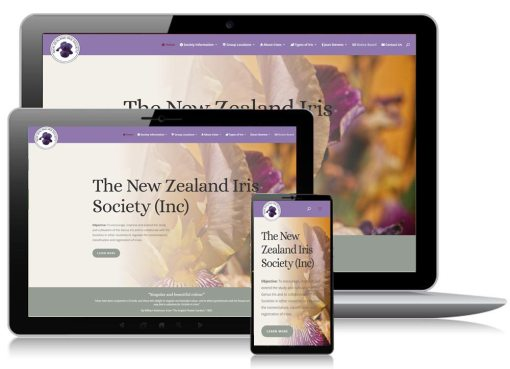 The New Zealand Iris Society