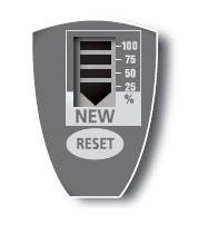 indicator electronic cartus laica