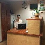 Aušros Vartų Ligoninės registratūra Vilniuje išblaivinimas