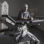 Sveikatos stiprinimo meistras Igor Emelyanov Vilniuje