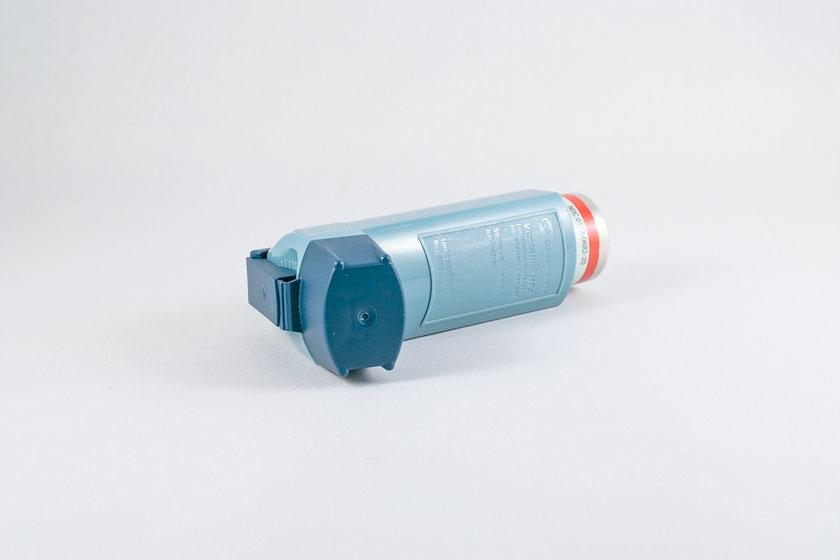 Asthmaspray Test