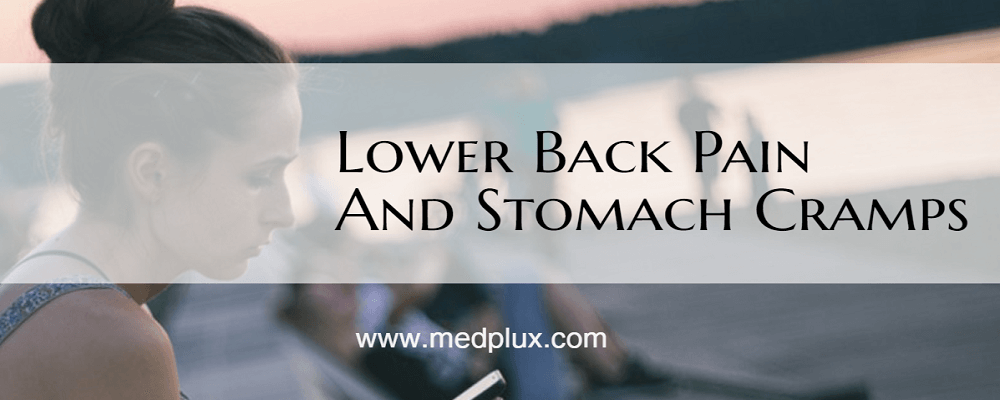 What causes severe stomach pain and cramping