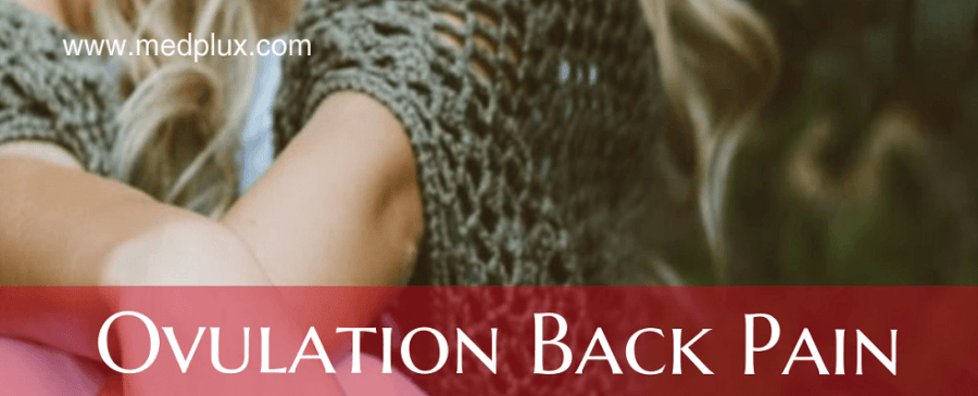 Lower ovulation back pain or pregnancy