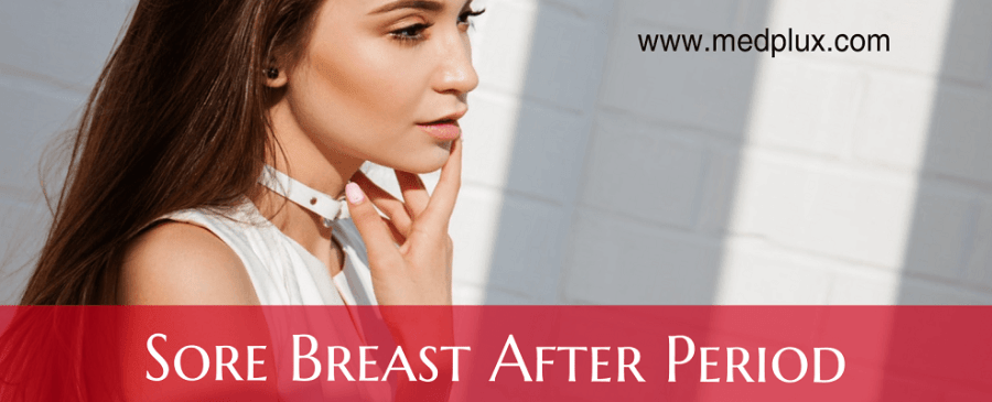 Sore Breast After Period