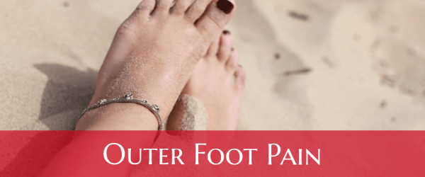 Pain on Outside Of Foot (Walking, Running)