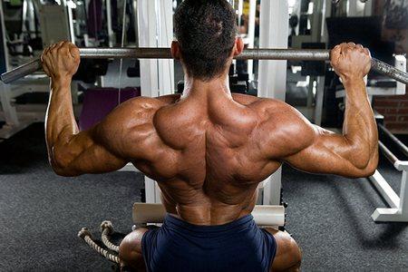 Способи накачування м'язів спини в домашніх умовах і тренажерному залі