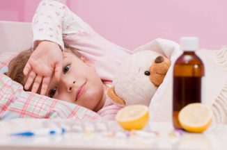 лечения гриппа у ребёнка