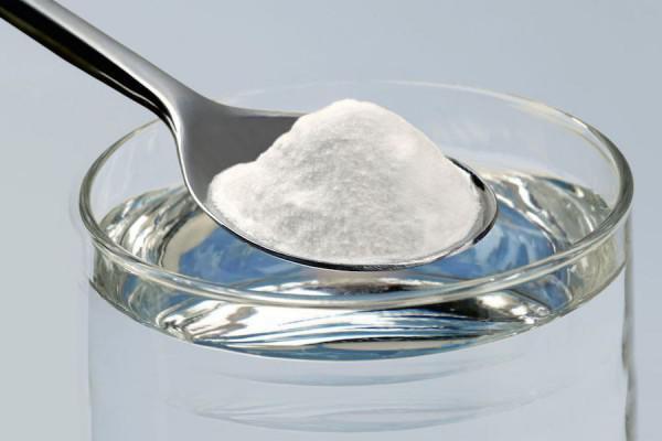 Соль и вода для полоскания