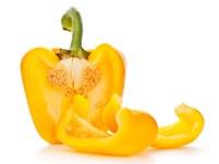 Желтый болгарский перец