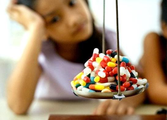 антибиотики для детей