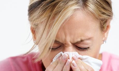 долго не проходит кашель и насморк