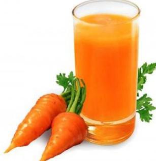 сок моркови для закапывания в нос