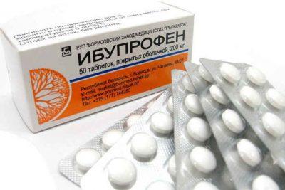 ибупрофен при простуде