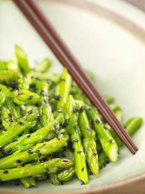 Day 46 Asparagus
