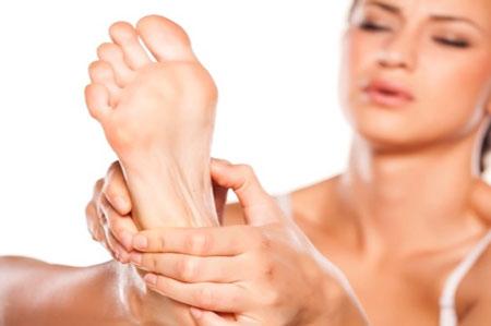 Диагностика отечности ног