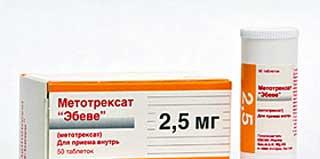 Лечение сакроилеита - препараты