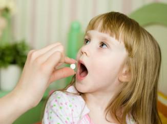 таблетки от кашля с термопсисом детям