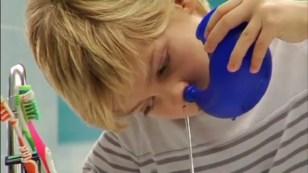 Растворы для промывания носа
