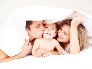 здоровый климат в семье