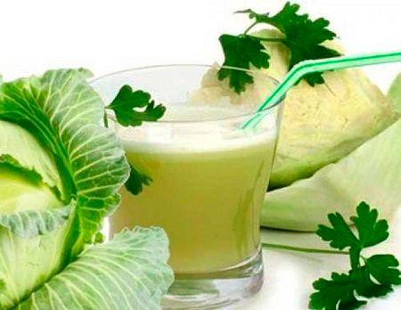 Капустный сок для лечения кашля у годовалых детей