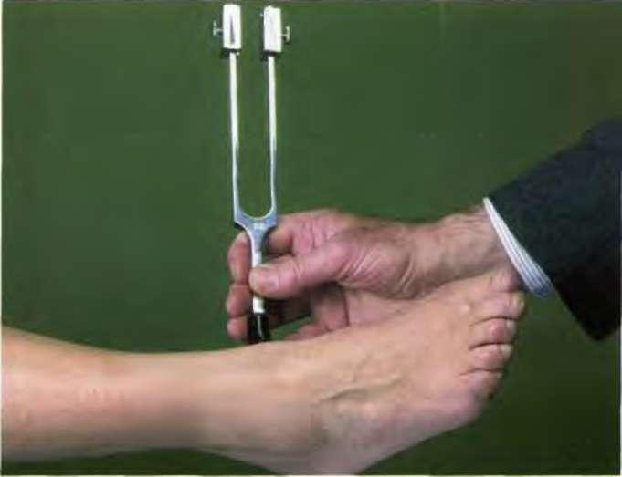 Діабетична полінейропатія нижніх кінцівок