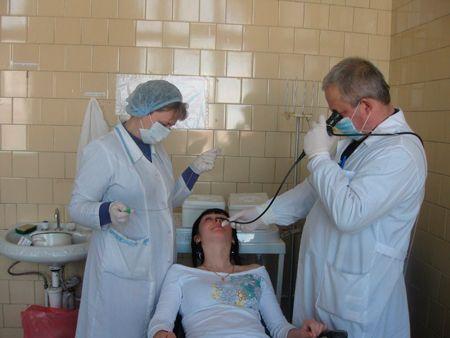 Бронхоскопия при диагностике гнойного бронхита
