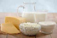 Молочнокислые продукты