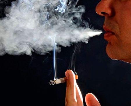 Табачный дым как раздражитель при бронхите